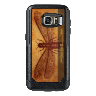 Vintage Grunge French for Bee OtterBox Phone Case