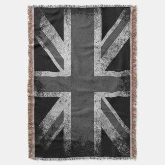 Vintage Grunge UK Flag