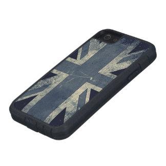 Vintage Grunge UK Flag Case For The iPhone 5