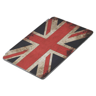 Vintage Grunge UK Flag iPad Air Cover
