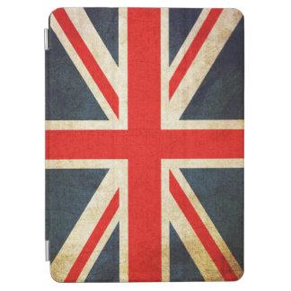 Vintage Grunge Union Jack UK FLAG iPad Air Cover