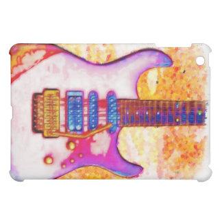 Vintage Guitar Art iPad Case