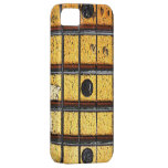 Vintage Guitar Frets iPhone 5 Case-Mate ID™