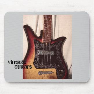 Vintage Guitar Mousepad