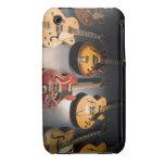 Vintage Guitars Case-Mate iPhone 3 Cases