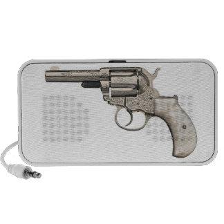 Vintage Gun Mini Speakers