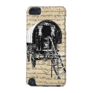 Vintage Gypsy wagon iPod Touch (5th Generation) Cover