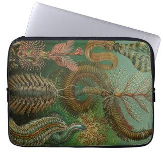Vintage Haeckel Laptop Sleeve