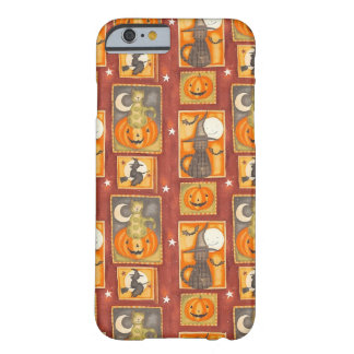 Vintage Halloween Barely There iPhone 6 Case