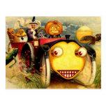Vintage Halloween Card Postcards