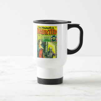 Vintage Halloween Comic Book Mugs