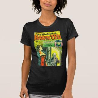 Vintage Halloween Comic Book Tshirts