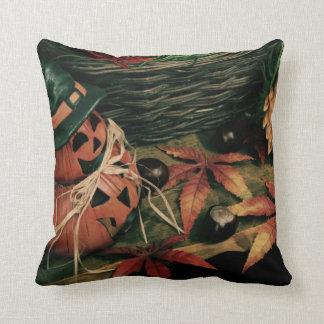 Vintage Halloween Cushion