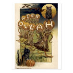 Vintage Halloween Greeting Cards Classic Posters Postcards