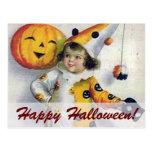 Vintage Halloween Greetings