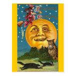 Vintage - Halloween - Halloween Greetings Post Cards