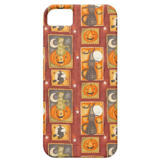 Vintage Halloween iPhone 5 Cases