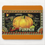 Vintage Halloween Mouse Pad