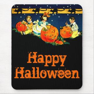 Vintage Halloween Mousepad