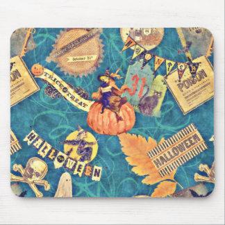 Vintage Halloween Mousepads