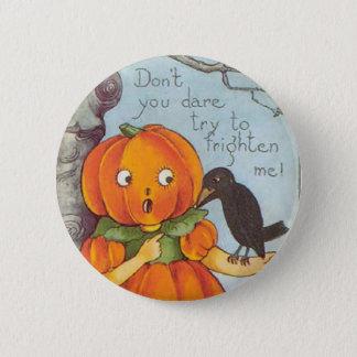 vintage halloween pin
