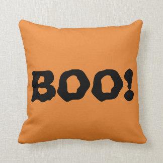 Vintage Halloween Throw Pillow