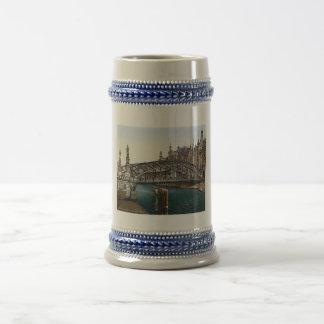 Vintage Hamburg ,Germany 1890's Beer Stein