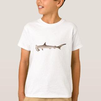 Vintage Hammerhead Shark Illustration Retro Sharks T-shirts
