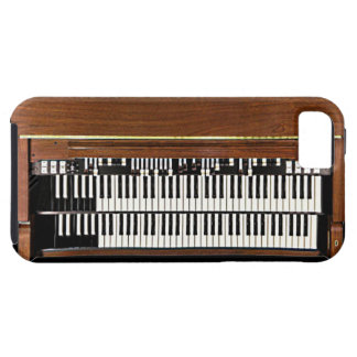 Vintage Hammond Organ iPhone 5 Case