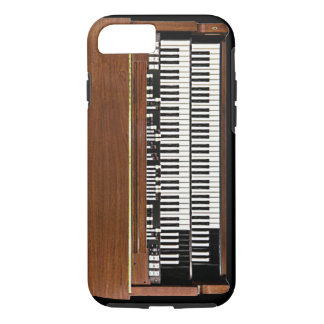 Vintage Hammond Organ iPhone 7 case