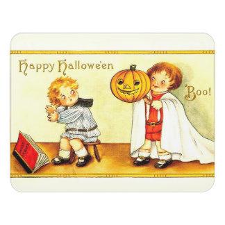 Vintage Happy Halloween Door Sign