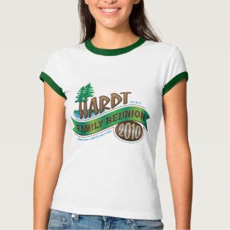 Vintage Hardt Family Reunion Shirts