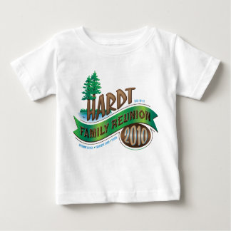 Vintage Hardt Family Reunion Tee Shirts