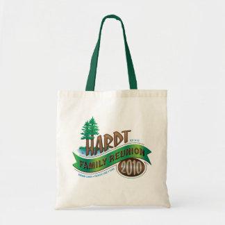 Vintage Hardt Family Reunion Budget Tote Bag