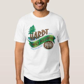 Vintage Hardt Family Reunion Tshirt