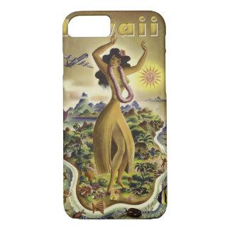 Vintage Hawaiian Travel iPhone 8/7 Case