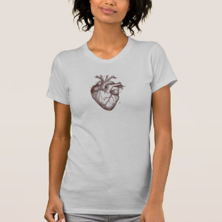 Vintage Heart - anatomy T Shirts