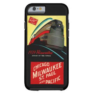 Vintage Hiawatha Streamlined Train Tough iPhone 6 Case