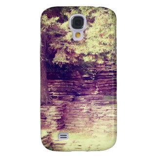 Vintage Hillside Stoneworks Samsung Galaxy S4 Case