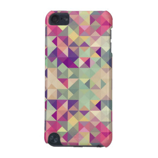 Vintage Hipsters Geometric Pattern. iPod Touch (5th Generation) Cases