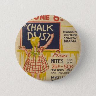 "Vintage ""Hollywood Playhouse"" Badge"