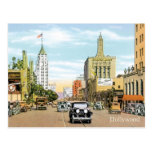 Vintage Hollywood Postcards