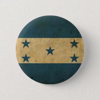 Vintage Honduras Flag 6 Cm Round Badge
