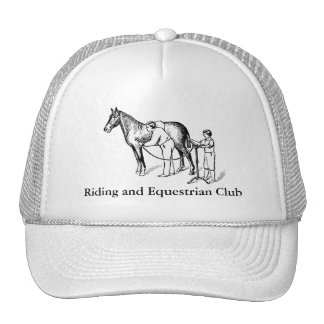 VINTAGE HORSE CLIPPING Collection Corporate Hat