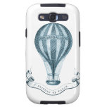 Vintage Hot Air Balloon Galaxy S3 Cases