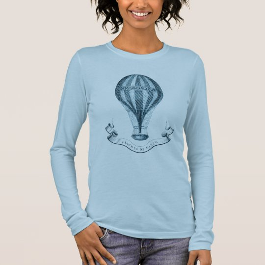 Vintage Hot Air Balloon T-Shirt