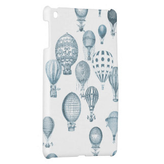 Vintage Hot Air Balloons in Flight iPad Mini Cover