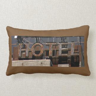 Vintage HOTEL Pillow