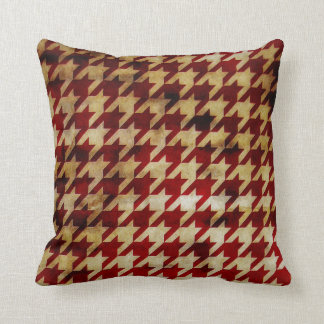 Vintage Houndstooth Cushion