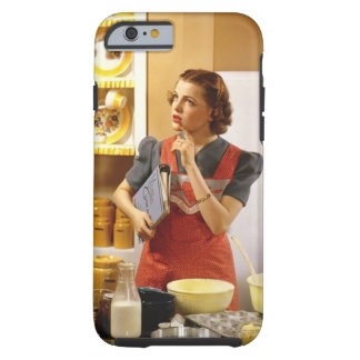 Vintage Housewife iPhone 6 case #1